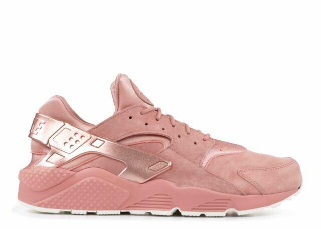 Size 12 - Nike Air Huarache Premium Rust Pink 2018