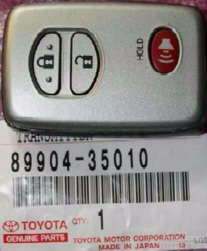 89904-35010 OEM Toyota 4Runner Remote Transmitter With Smart Entry