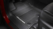 2013,2014, 2015,2016,2017 TOYOTA 4 RUNNER 3 PC OEM ALL WEATHER FLOOR LINERS