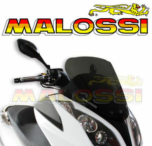 Bulle-Screen-Fume-MALOSSI-scooter-KYMCO-Super-Dink-Downtown-125-200-300-4515116
