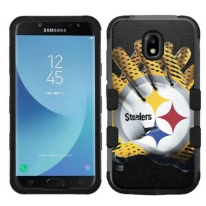 size 40 607a0 d1142 Details about Samsung Galaxy J3 (2018) Galaxy Express Prime 3 Case  Pittsburgh Steelers #GL