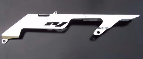 Yamaha R1  chain guard Chainguard  09 10 11 12 13 14 Polished