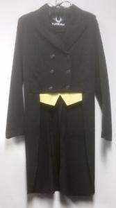 JPC Tuffrider SHADBELLY size SMALL Black Washable stretch NWT