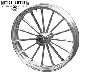 Custom Motorcycle Rims For Harley Davidson