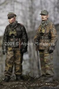 Alpine Miniatures 35077 - Lah In The Ardennes Set - 1/35 Resin Kit