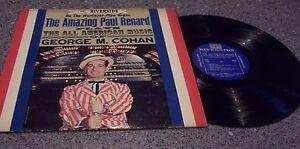 Paul-Renard-034-Plays-The-All-American-Music-of-George-M-Cohan-034-RIVERSIDE-LP-845