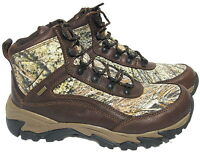 Cabela's Active Trail Hunter Dry-plus Waterproof Mossy Oak Hunting Boots