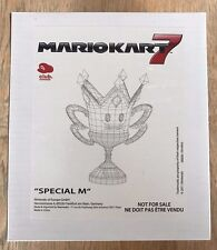 Mario Kart Trophy 7 - Special M - Brand New in Box - Club Nintendo