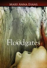 Floodgates  A Faye Longchamp Mystery   Library Edition  2009 by Mary . EXLIBRARY