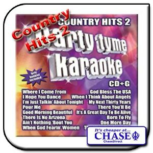 Karaoke Cd Cdg Cdg Disc Backing Tracks Song Country Music 2