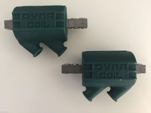 Dyna Ignition Coils 3 ohm Dual Output DC1-1 Wires DW-200 Kawasaki ZX9R ZX 9R