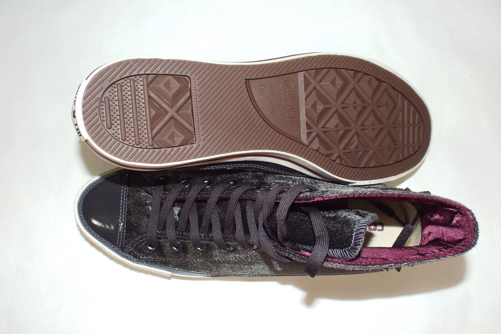New Damenschuhe CONVERSE 9 CT Hi Charcoal Velvet  Basketball Schuhes 100 141620C  Velvet  Herren 7 12756a