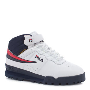 Fila Men's F-13 Weather Tech Boot - White/Navy/Red