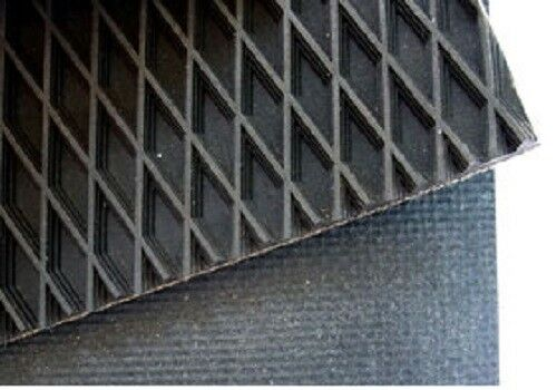 John Deere 459 Round Baler Belts Complete Set 3 Ply Diamond Top w//Alliagtor Lace