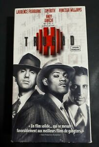 Hoodlum-Truand-VHS-Tapes-French-Version-1997-Andy-Garcia-AS-Lucky-Luciano