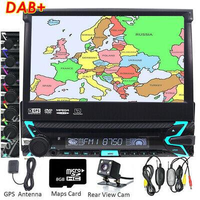 Mobile Porta Tv Con Audio Surround Integrato.Autoradio Con Navigatore Gps Schermo Touch Screen Bluetooth