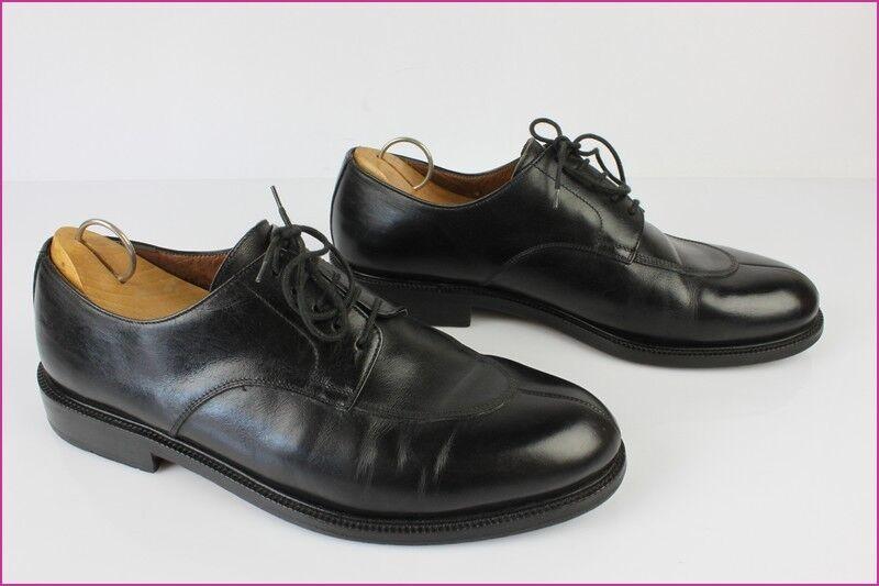 Zapatos Negro oxford BERYL En Piel Negro Zapatos T 42,5 BE 1680c8