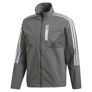 Détails sur Adidas Originals HOMMES Nmd Colorado Fermeture Éclair Veste Manteau Gris Rétro
