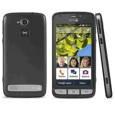 Doro Liberto 820 Unlocked Black & Silve New Condition 8 MP Smartphone