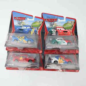 PIXAR-Cars-2-Super-Chase-RUSSIAN-RACER-MEMO-ROJAS-JR-LONG-GE-FLASH-Disney