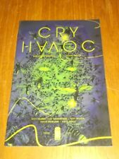 CRY HAVOC #3 IMAGE COMICS NM (9.4)
