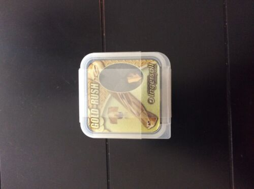 """Gold Rush Ingersoll Cutting Insterts D .654"""" D 16.6 5463647 Box of 2"""