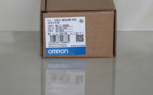 E5EC-QR2ASM-800 E5EC QR2ASM 800 NEW OMRON PLC NEW IN BOX free shipping