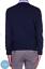 Maglia-Uomo-Basic-Pullover-Girocollo-Maglione-Regular-Fit-misto-lana-cachemire miniature 9