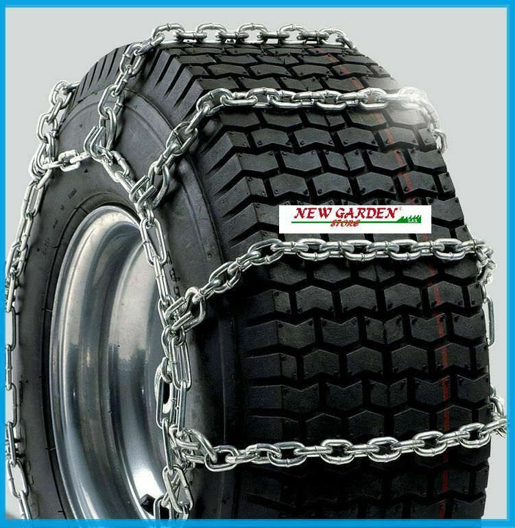 Black Stens 180-428 2 Link Tire Chain