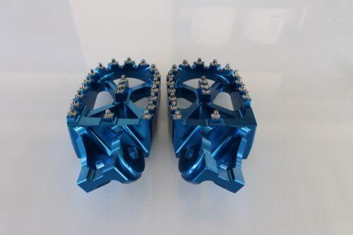 2017-2019 BL5516 NEW BILLET CNC FOOT PEGS HUSQVARNA FE TE 250 300 350 450 501