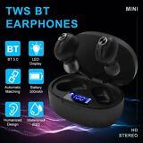 Bluetooth 5.0 Headset TWS Wireless Earphones Earbuds Stereo Headphones IPX7