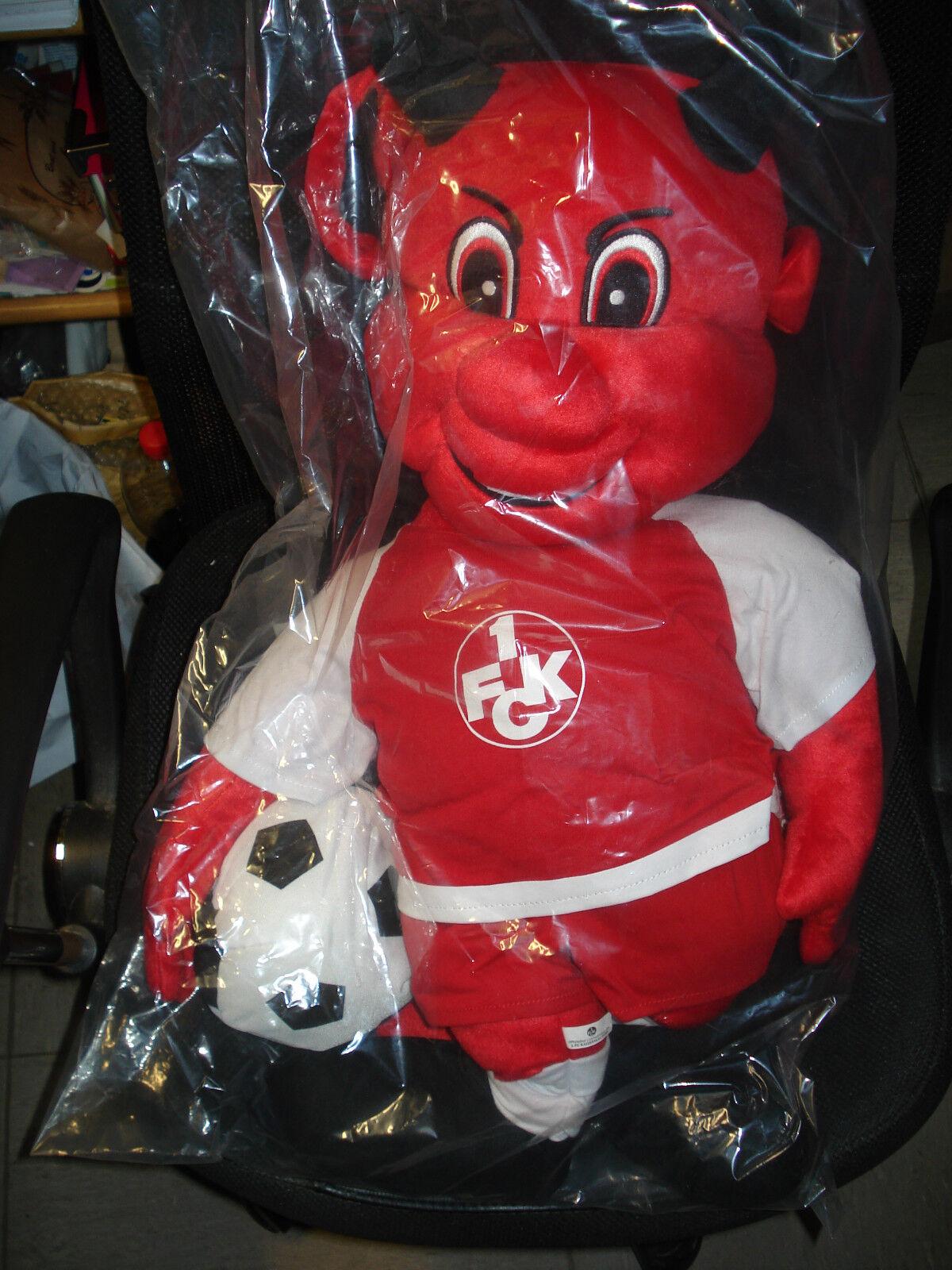Maskottchen  Betzi  ca. ca. ca. 70 cm  Fussball 1.FC Kaiserslautern Fanartikel b46440