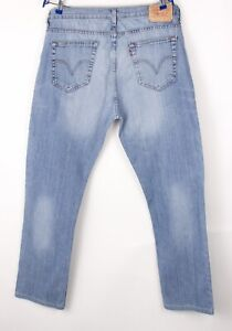 Levi's Strauss & Co Hommes 03753 Jeans Jambe Droite Taille W38 L30 BBZ485