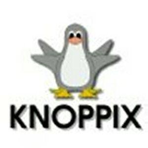 Knoppix 8.6.1 (i486) DVD