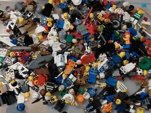 LEGO-LOTTO-MINIFIGURES-6-12-6-PERSONAGGI-MISTI-E-12-ACCESSORI-VARI-LOTTI