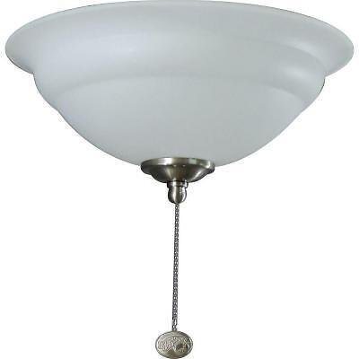 Ceiling Fans 3 Light Universal Ceiling Fan Light Kit With Shatter Resistant Bowl Home Garden