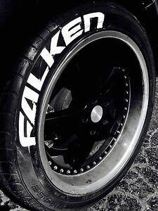 "16/"" Dunlop Tire Stencil For Paint Falken Kumho Michellin Bridgestone Toyo More"
