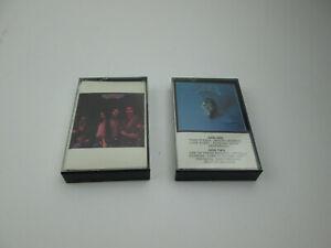 Lot of 2 Eagles Cassette Tapes Desperado & Their Greatest Hits 1971-1975 Asylum