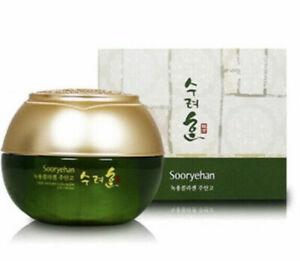[Sooryehan] Ginseng Deer Antlers Collagen Eye Cream 30ml