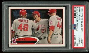 2012-TOPPS-ANGELS-TEAM-SET-ANG7-MIKE-TROUT-PSA-10-GEM-MINT-POP-8-2ND-YEAR-CARD
