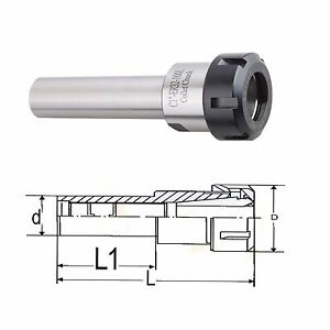 New-C3-4-ER32-4-034-Straight-Shank-Collet-Chuck-CNC-Milling-Lathe-Tools