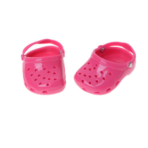 """Beach Sandals Slippers Shoes For 18/""""  Doll Daily Life Acessory To Jh"""
