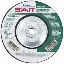 4 12 X 14 X 58 11sait C24n Concrete Grinding Whl Type 27 Box10