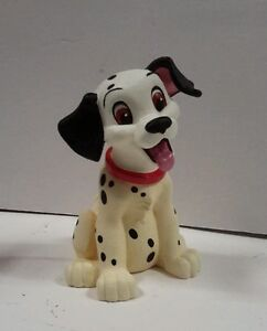 102 Dalmations Disney PVC/Rubber Coin Bank- FREE S&H (MUGS-27-FW)