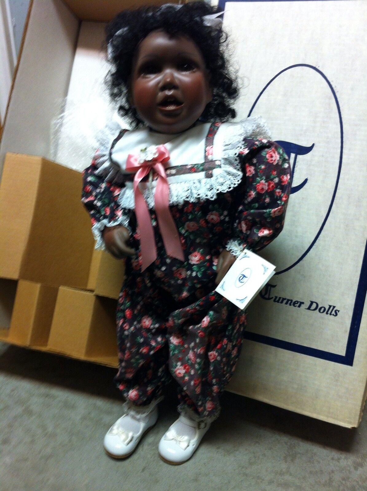 Nuevo muñeco de Virginia Ehrlich Turner alli