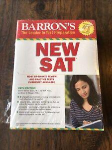 Barron's New SAT, 28th édition