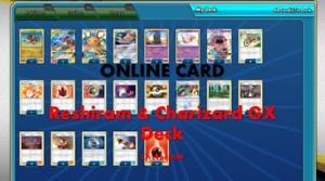 Reshiram-amp-Charizard-Deck-Best-Unbroken-Bonds-Pokemon-TCG-Online-PTCGO-Sent-FAST