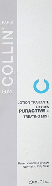 G.M. Collin Oxygen Puractive +Treating Mist - 200 ml / 6.8 oz New EXP 6/2019