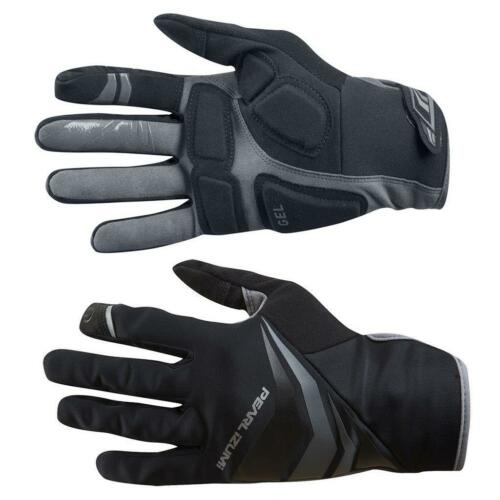 Pearl Izumi Cyclone Gel Full Finger Winter Gloves 415deg 14141605 BLACK SMXXL