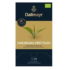 Dallmayr First Flush Darjeeling BIO 20 Tee Pyramiden je 2,5g